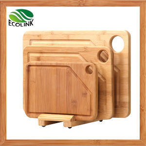 Bamboo Cutting Board Bamboo Chopping Block pictures & photos