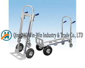 Aluminium Hand Trolley Ht1813 pictures & photos