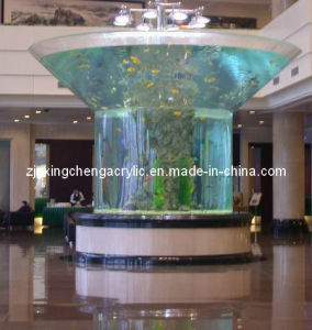 china acrylic glass aquarium china cylinder acrylic aquarium cylindrical acrylic aquarium. Black Bedroom Furniture Sets. Home Design Ideas