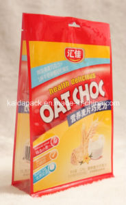 Flat Bottom Bag for Oat Chocolate pictures & photos