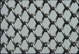 Aluminium Alloy Chain Link Decorative Wire Mesh (manufacturer)