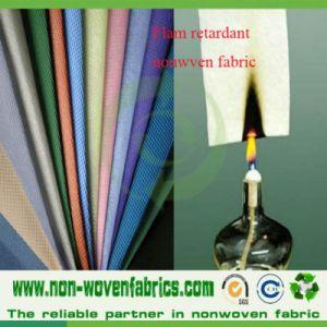 PP Fire Retardant Non Woven Fabric pictures & photos