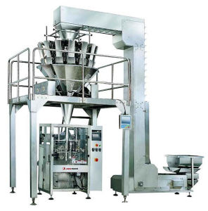 Puffed Food Vertical Packaging Machine (CBIV-5240PM)
