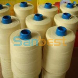 100% Colorful Spun Meta-Aramid Sewing Thread for Tents pictures & photos