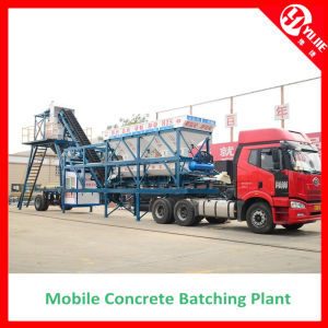 Hzs25 Precast Concrete Mixture Plant, Ready Mixed Concrete Mixture Plant pictures & photos