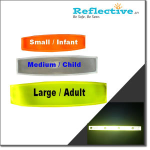 Reflective Armband - Elastic Fit with Safe pictures & photos