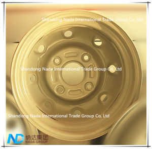 Steel Wheel 13.00X4.50j Tubeless Rim with Ts16949/ISO9001: 2000 pictures & photos