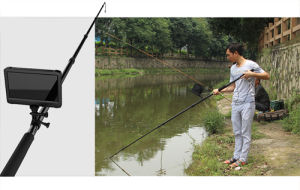 16 Feet /5m Telescopic Pole 1080P 5MP HD Underwater Inspection Camera System with 7inch HD DVR Monitor pictures & photos