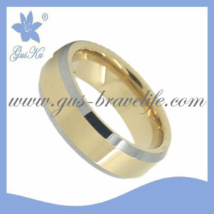 Fashion Ring Jewelry High Quality Tungsten Finger Ring (2015 Tur-018)