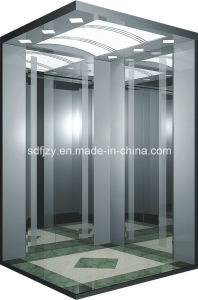 China Machine Room-Less Passenger Elevator pictures & photos