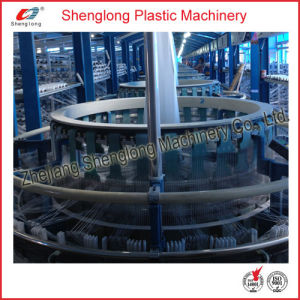 Plastic PP Woven Bag Machine for Packing Cement Bag (SJ-FYB) pictures & photos