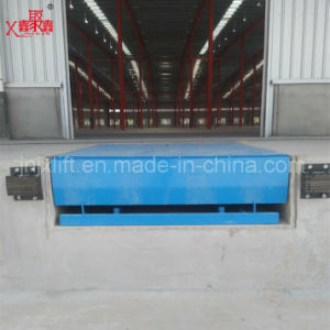 6 Ton Warehouse Used Electric Stationary Dock Leveller pictures & photos