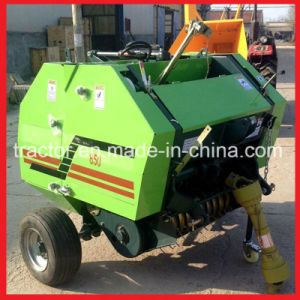 Tractor Straw Round Baler Machine, Straw Round Baler, Forage Baler pictures & photos