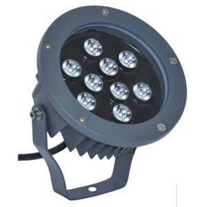 Professional 10W Brightness LED Lawn Light for Gargen and Building pictures & photos