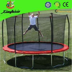2014 Folding Trampoline Round Trampoline for Sale pictures & photos