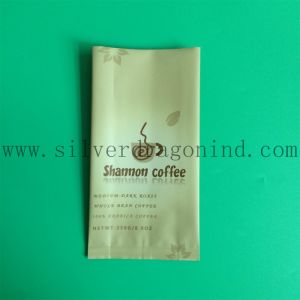 250g Coffee Packaging Bag with Middle Sealing pictures & photos