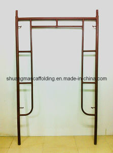 Construction Platform Movable Frame Scaffolding pictures & photos