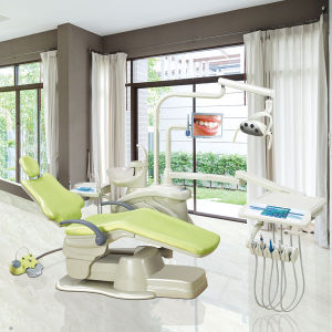 Ce Approved Cheap Model Hot Selling Dental Unit Chair pictures & photos
