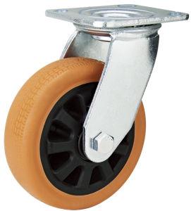 6 Inch Swivel PVC Casters Wheel (HE-A-150-QBO)