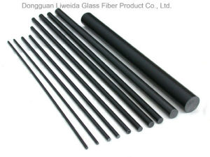 High Performance Carbon Fibre/Carbon Fiber Rod/Rod with Environmental pictures & photos