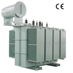Electric Power Transformer, Oil Transformer (S11-7200/35) pictures & photos
