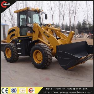 Euro Style 2ton 4WD China Wheel Loader Zl20f pictures & photos