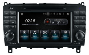 Android GPS Navigator for Benz Clk / Cls / C Car Radio pictures & photos