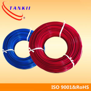 PTFE insulated thermocouple cable (type KX/JX/EX/TX) pictures & photos