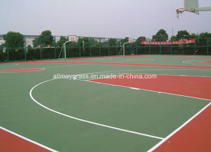 China Supplier of Silicone Polyurethane Rubber Playground Sport Covering Materials pictures & photos