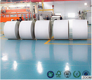 75GSM Offset Paper, White Bond Paper, Woodfree Offset Printing Paper