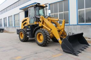Earth Moving Equipment 1.6 Ton 916 Wheel Loader pictures & photos