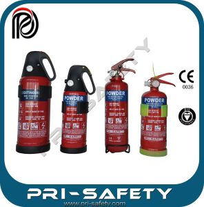 Portable ABC40% Dry Powder 2kg Small Fire Extinguisher