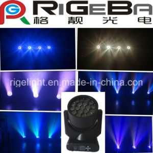 19PCS*12W Hawkeye LED Beam Spot Wash Stage Moving Head Light pictures & photos