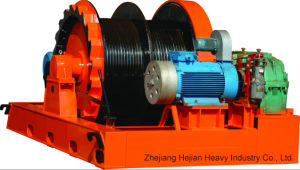 Winch with SGS (hlcm) pictures & photos