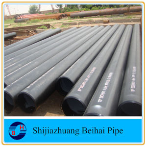 Carbon Steel ASTM A53 Grb ERW Pipe Schstd ASME B36.10 pictures & photos