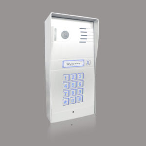 WiFi IP Video Intercom with Rain Cover pictures & photos