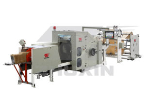 CY-180 Automatic Square Bottom Paper Bag Making Machine pictures & photos