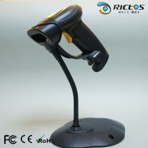 Handheld 1d Laser Barcode Scanner with Cheap Price Rts-2001