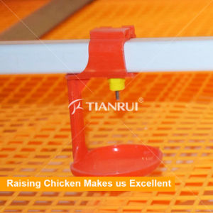 Farming Port Automatic Broiler Chickens Waterer for Chickens pictures & photos