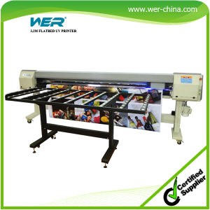 3.2m Roll to Roll UV Printing Machine for Large PVC Banner pictures & photos