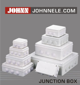 Waterproof Electrical Box Junction Box Manufacturer pictures & photos
