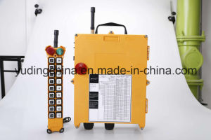 Electric Wireless Control Wire Rope Hoist F21-18d pictures & photos