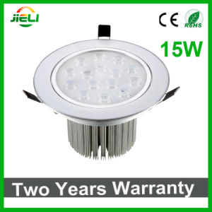 Good Quality 15W Recessed LED Ceiling Downlight pictures & photos