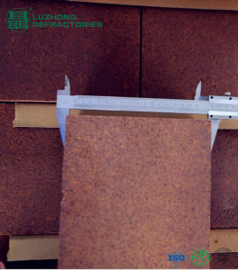 Chrome Free Cement Kiln Basic Brick- Lzmtl-I pictures & photos