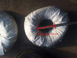 Black Annealed Iron Binding Wire for Nigeria pictures & photos
