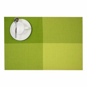 Cross Colorful PVC Placemat for Tabletop pictures & photos