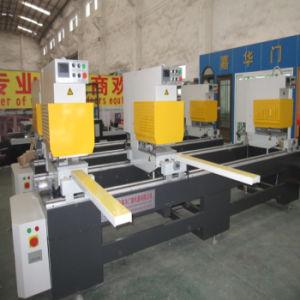Two-Head Welding Machine \PVC Win -Door Machine
