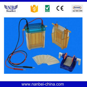 High Transparency Polycarbonate Injection Molded Electrophoresis pictures & photos