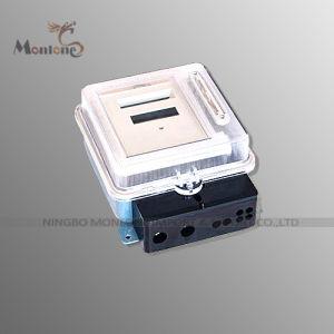 Single Phase Prepayment Power Energy Plastic Meter Case (MLIE-EMC015) pictures & photos