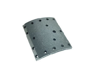 Brake Lining Mc832470 for Japanese Mitsubish Truck Trailer Brake Lining pictures & photos